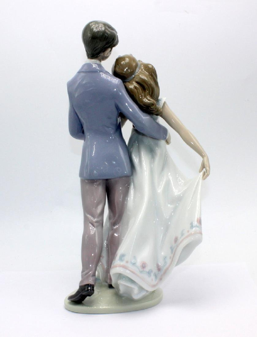 """Lladro #7642 """"Now & Forever"""" - 2"""