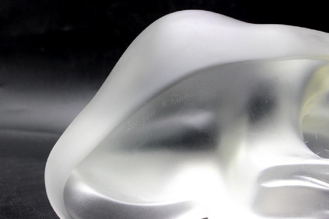 Lalique Crystal Panther - 4