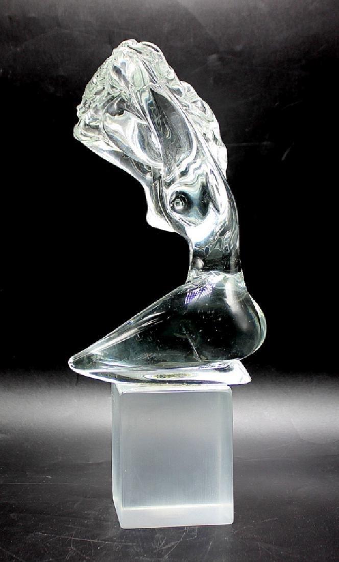 Murano Art Glass Sculpture - 2