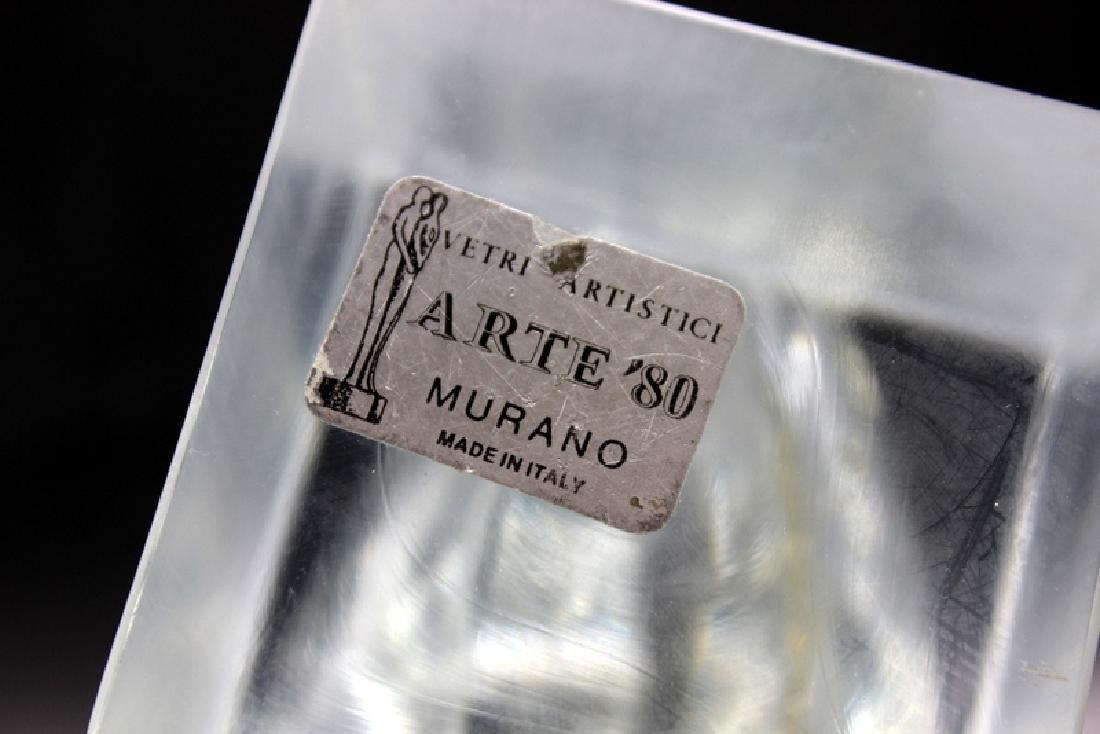 Murano Art Glass Sculpture - 4