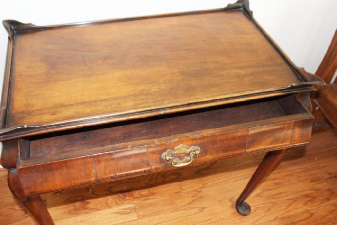 Antique Queen Ann Table - 2