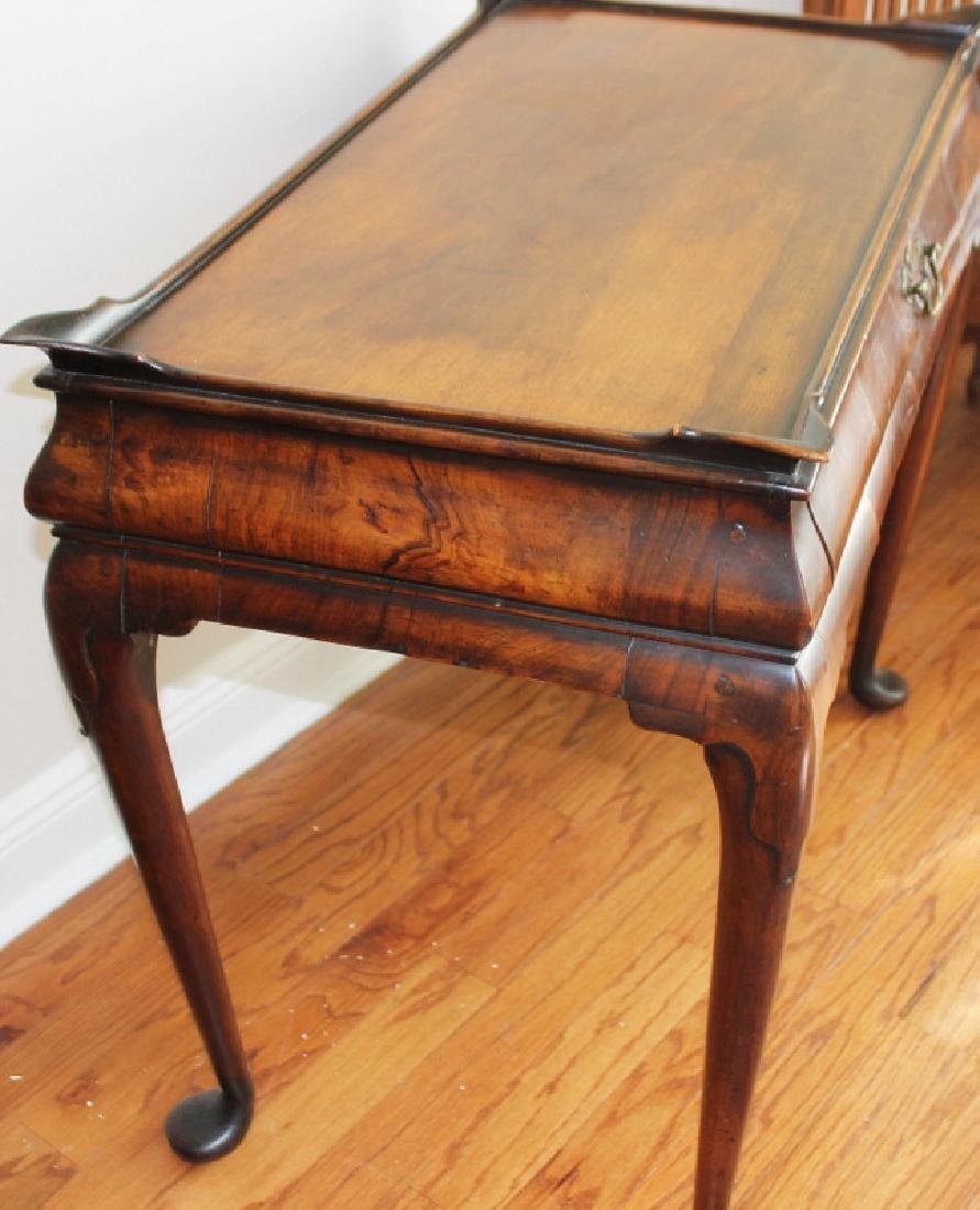 Antique Queen Ann Table - 3