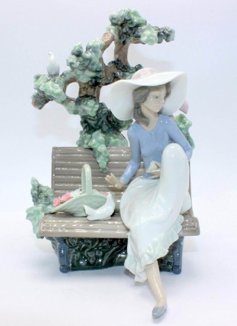 "Lladro #5365 ""Sunday in the Park"""