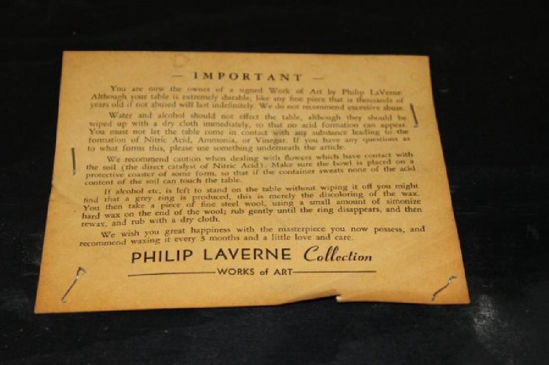 Philip & Kelvin Laverne Table - 5