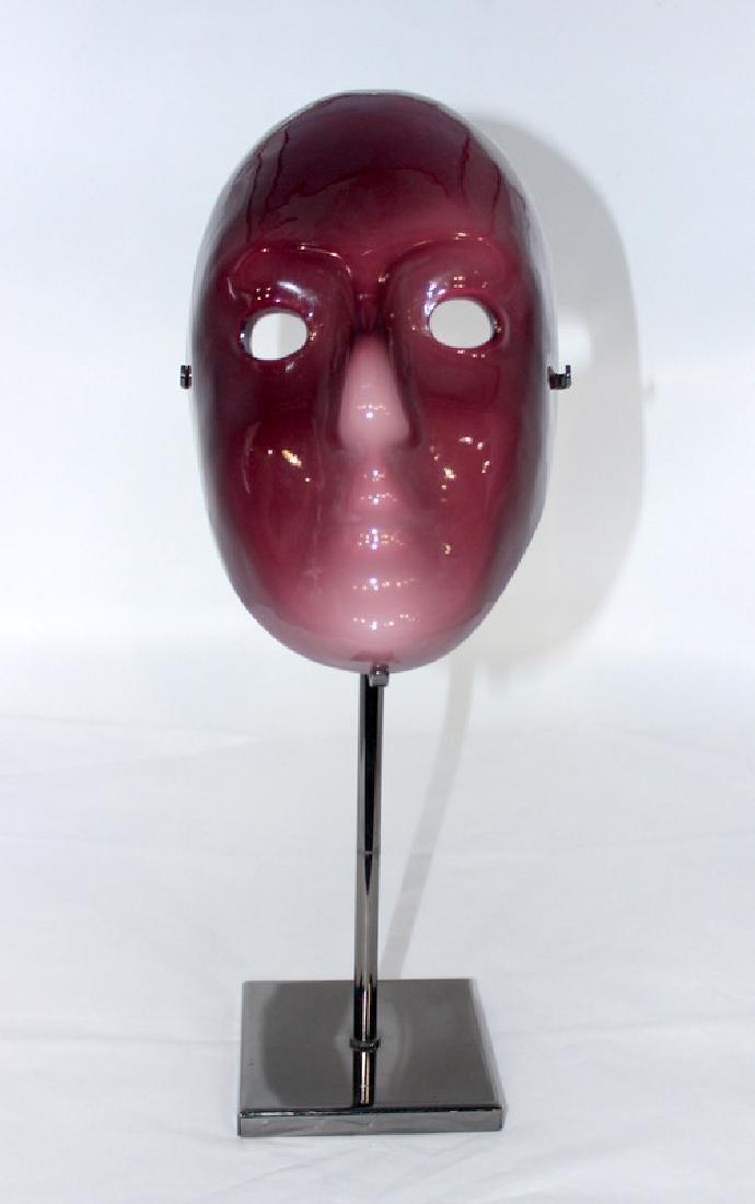 Murano Mask 1990's by Venini