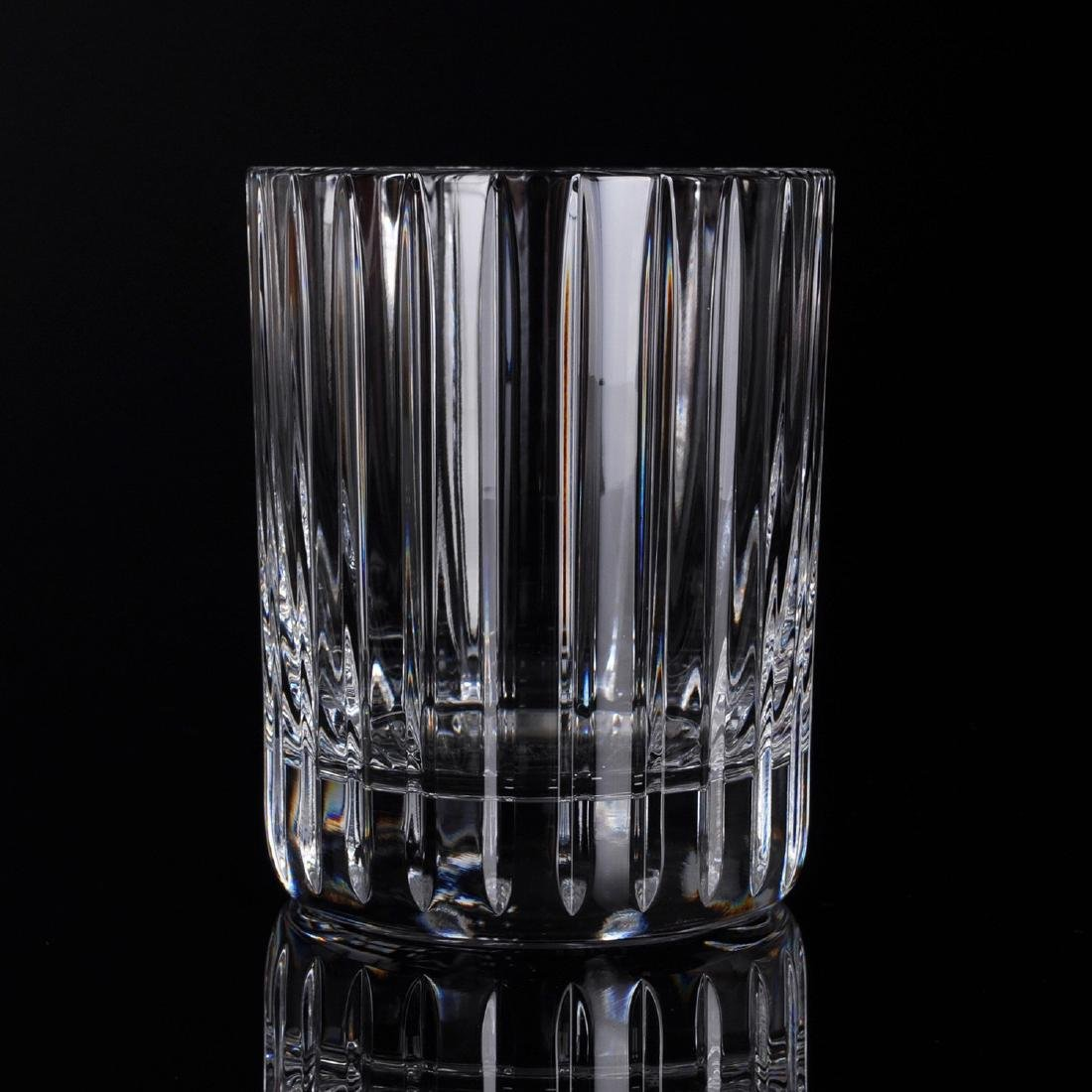 "Baccarat (11) ""Harmonie"" Single Old-Fashion Tumblers"