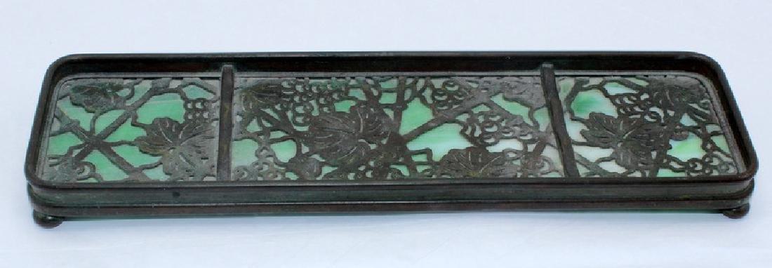 Tiffany Studios New York Grapevine Pen Tray