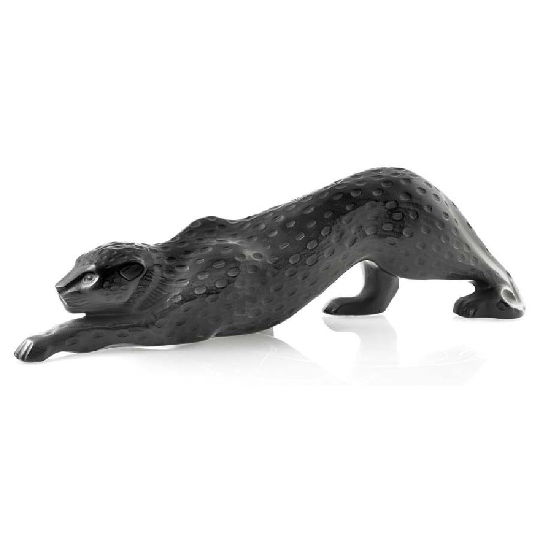 Lalique Zeila Black Panther