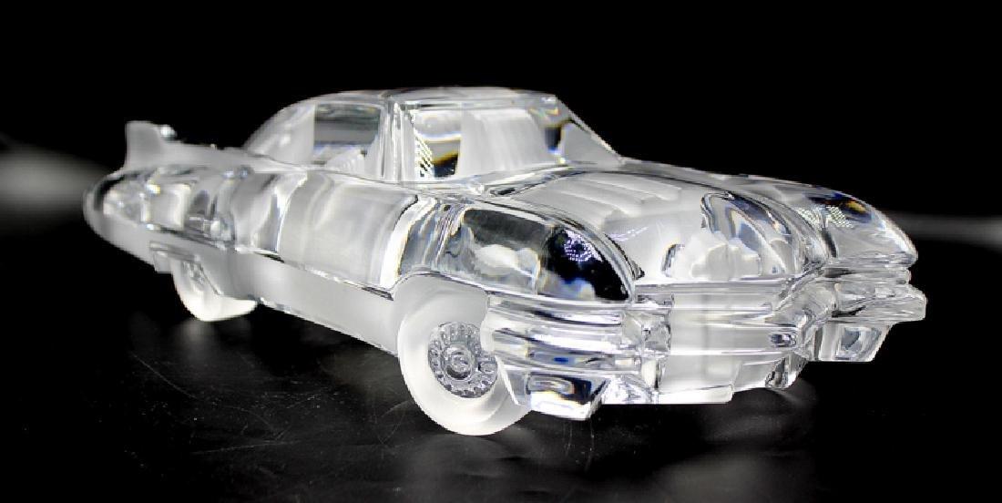 Daum Crystal Cadillac El Dorado - 3