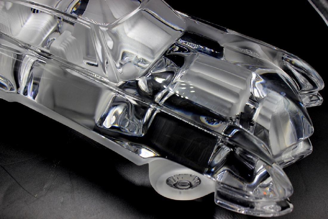 Daum Crystal Cadillac El Dorado - 4