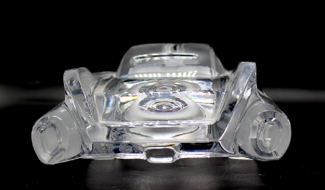 Daum Crystal Cadillac El Dorado - 7