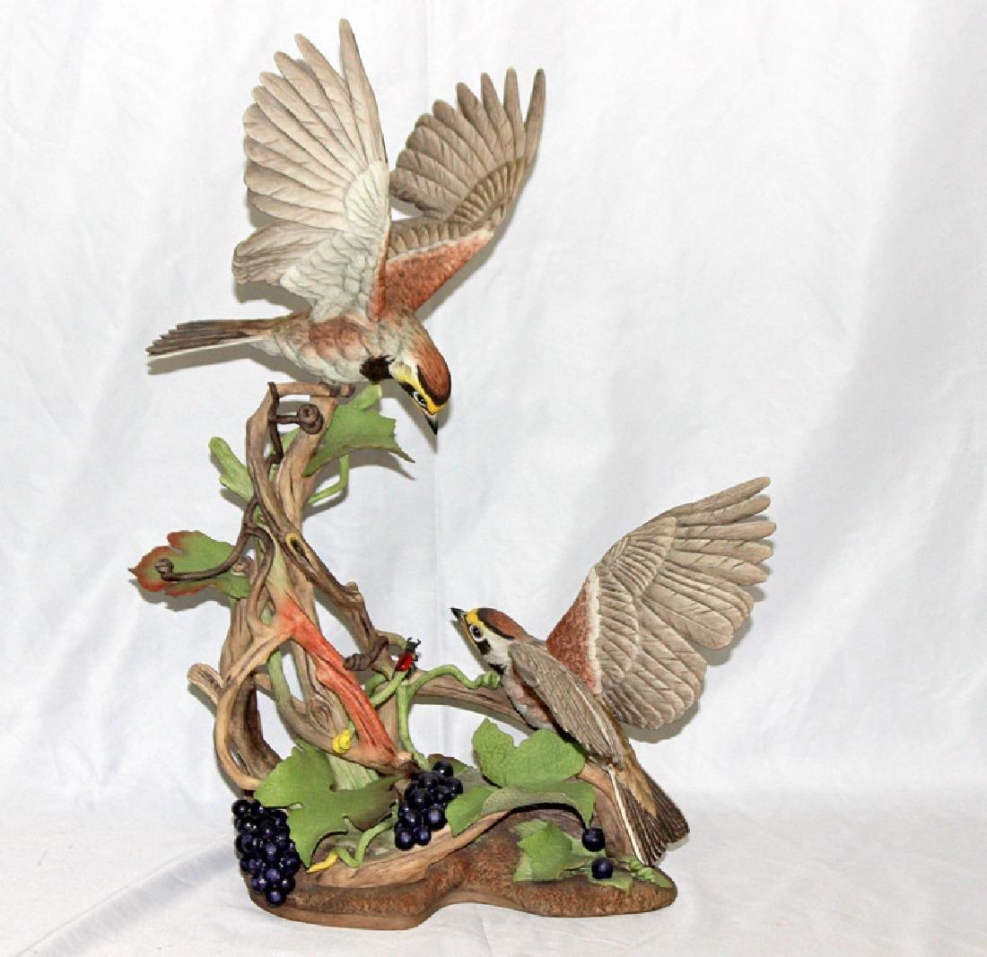 Edward Marshall Boehm Large Birds