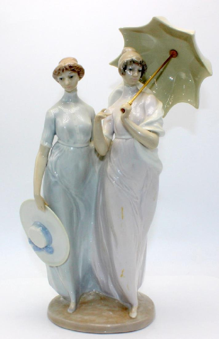 Lladro #5408 Sunday Ladies