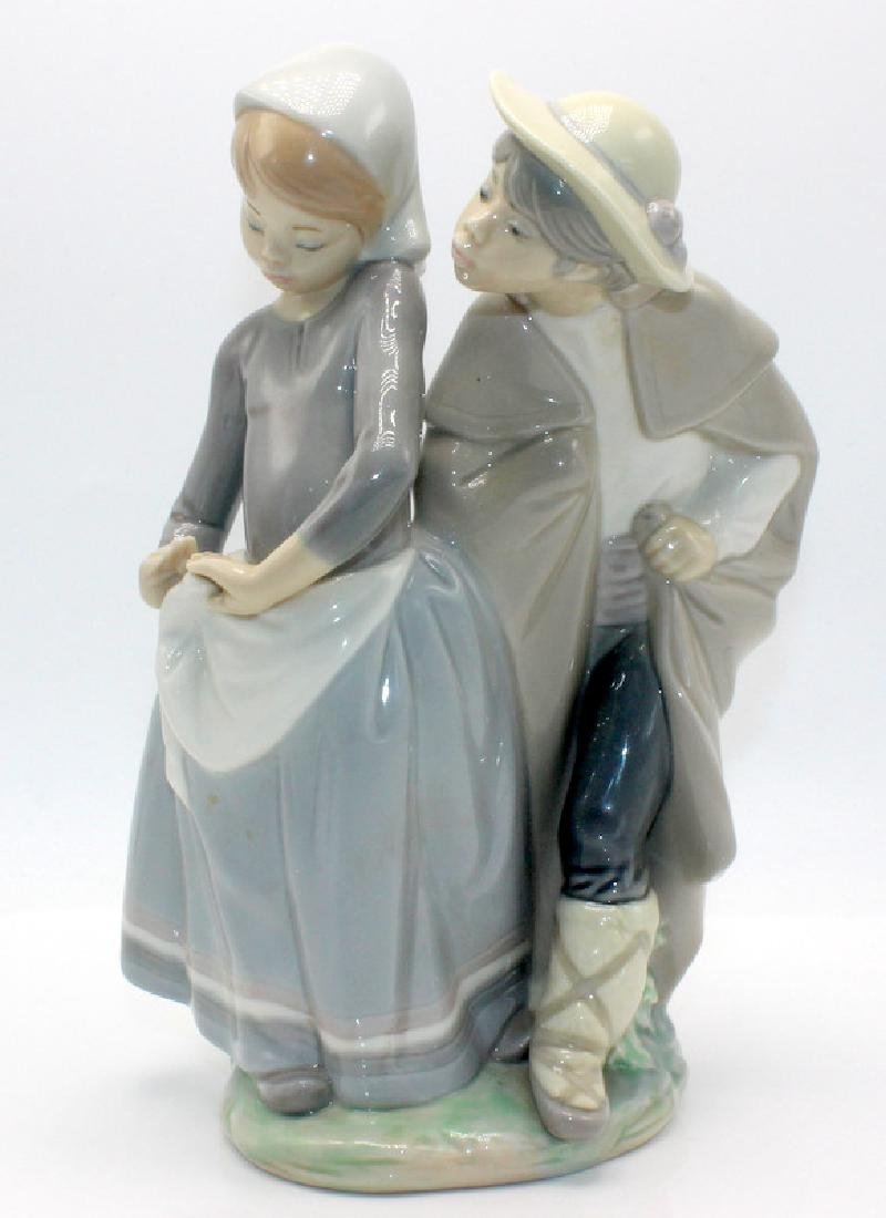 Lladro #1188 Boy Meets Girl