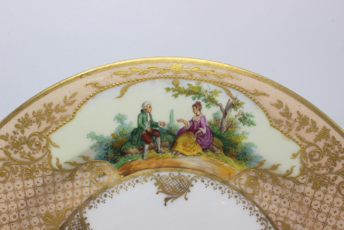 Pair of Dresden Plates - 2