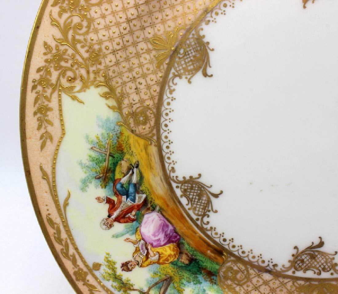 Pair of Dresden Plates - 3