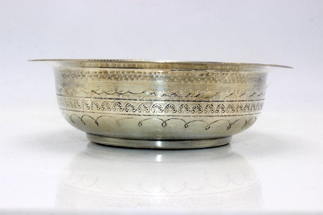 (6) Judaica Sterling Silver Bowls - 2