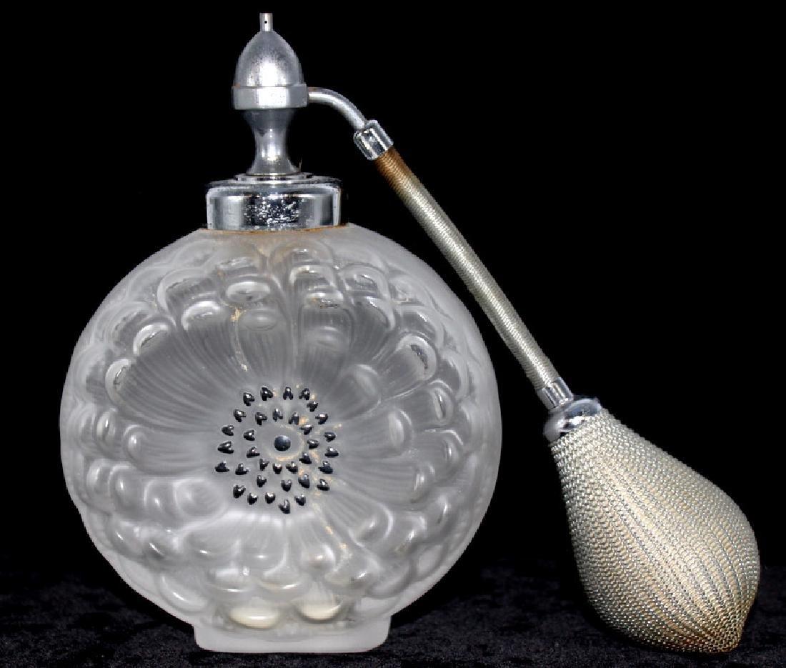 Lalique Dahlia Perfume Atomizer