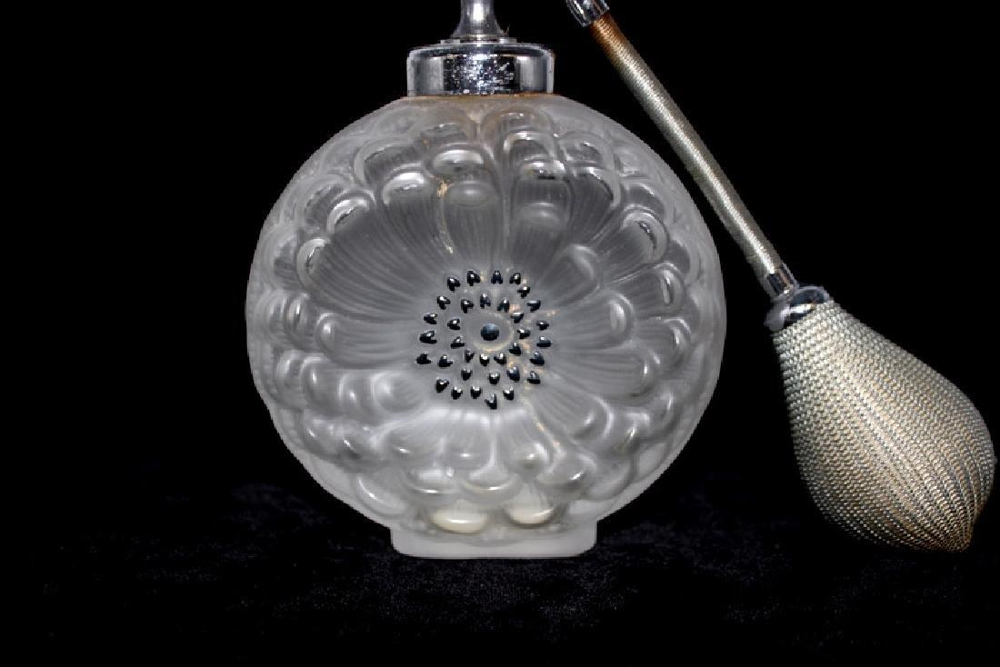 Lalique Dahlia Perfume Atomizer - 2