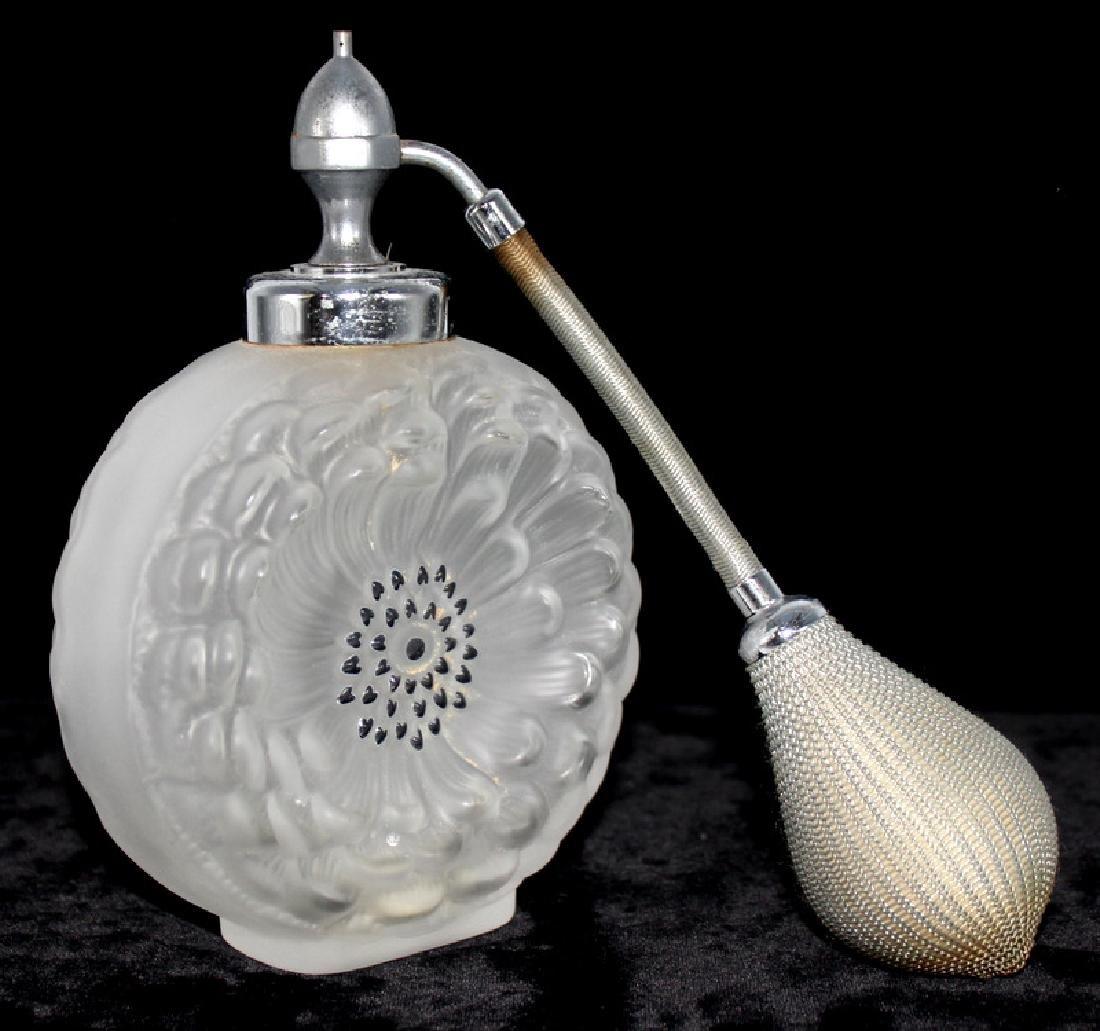 Lalique Dahlia Perfume Atomizer - 3