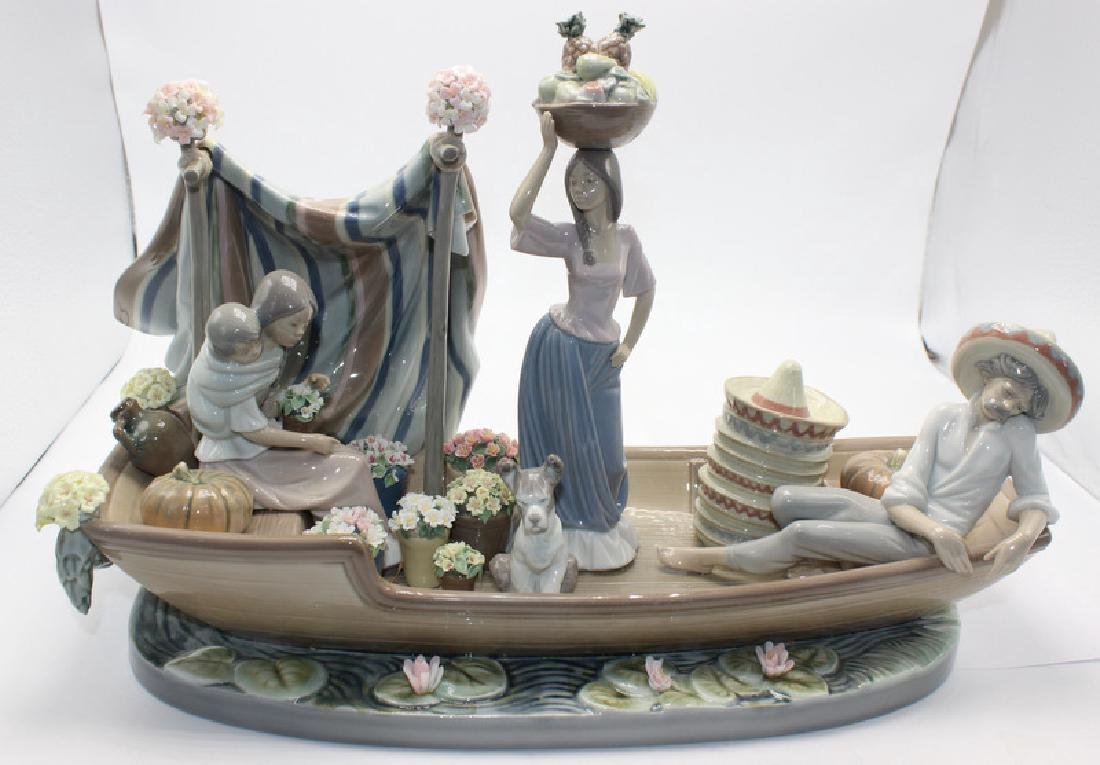 """Lladro #5423 """"Carnival Time"""""""