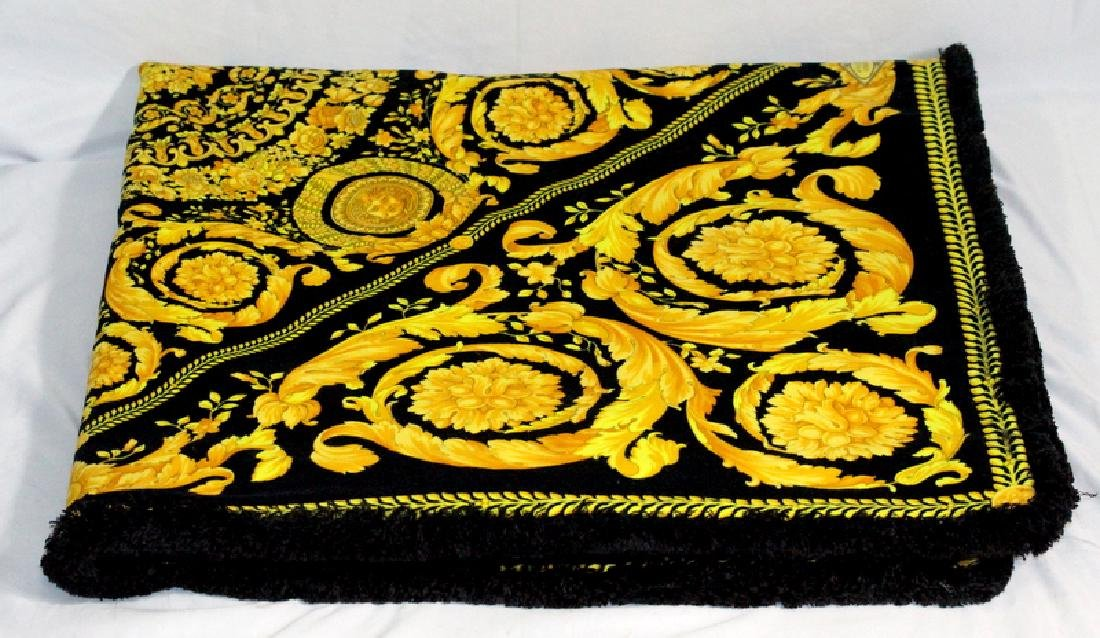 Gianni Versace x Atelier Throw Blanket
