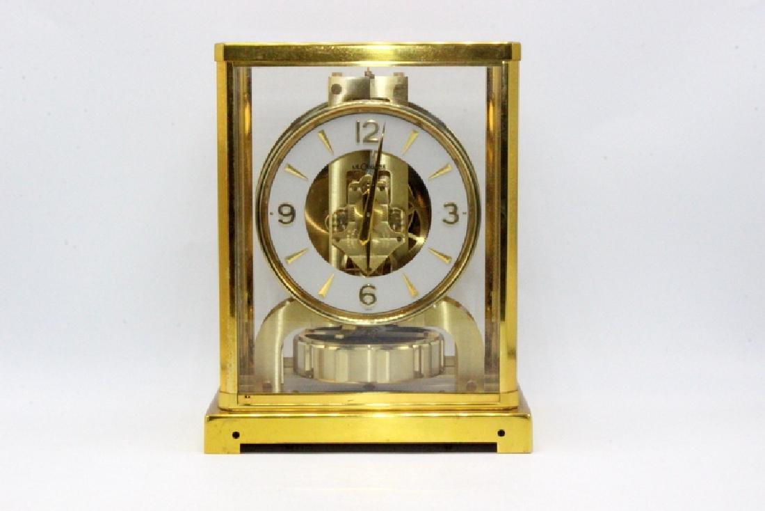 LeCoutre Atmas Clock
