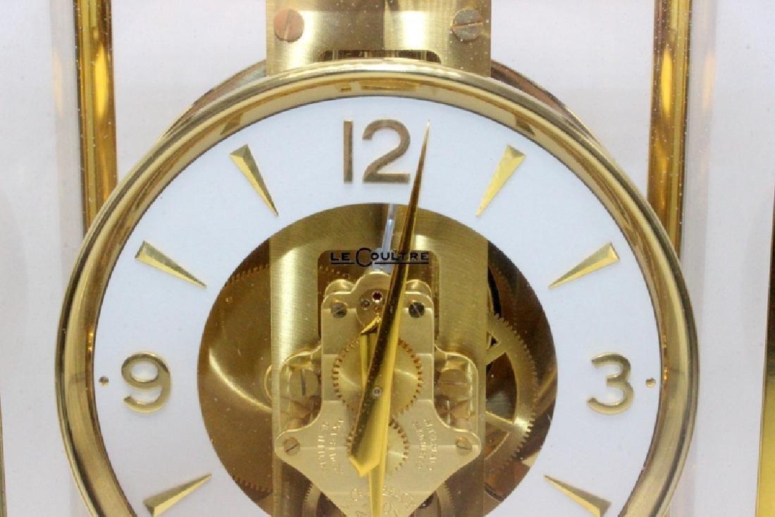 LeCoutre Atmas Clock - 2