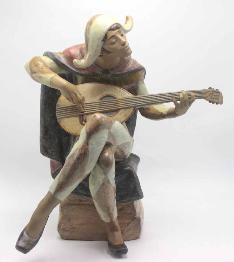 Lladro Happy Harlequin