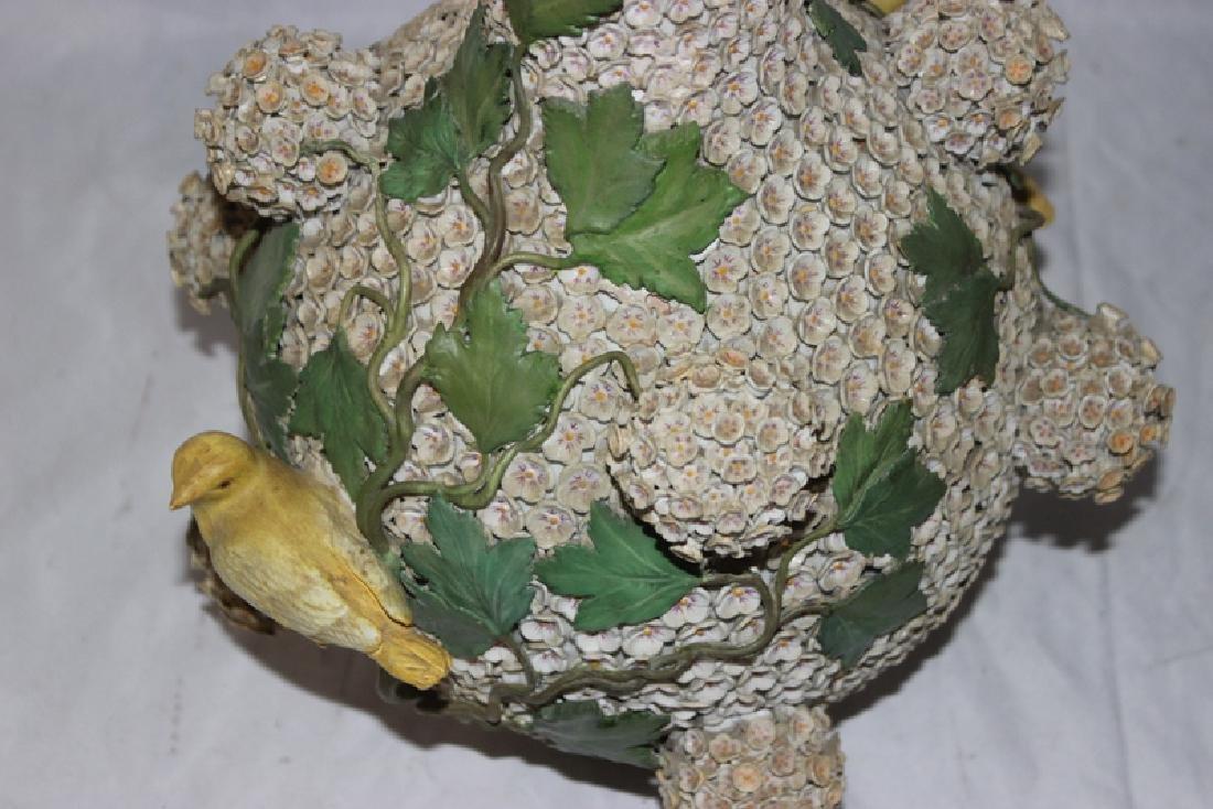 (2) Meissen Schneelballen Vases - 5