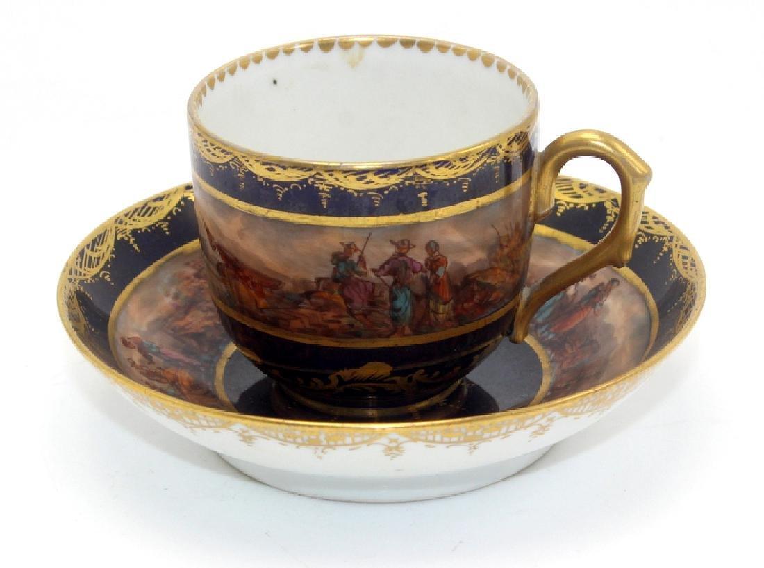 Demitasse Mosaic Tea Cup