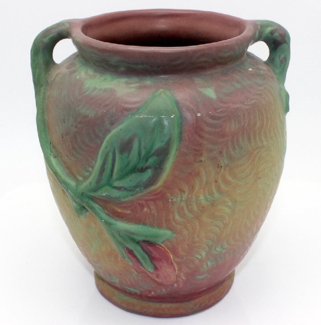 Weller Pottery Two-Handled Vase