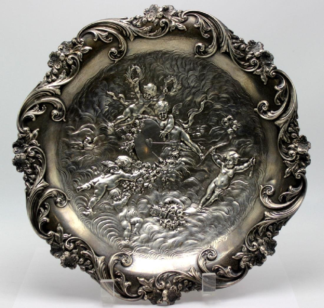 Rare Reed & Barton Sterling Silver Bowl