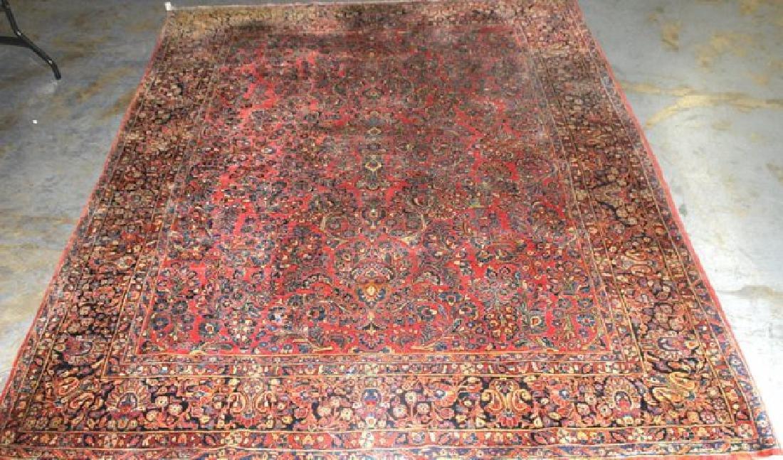 Persian Sarouk Room Size Rug