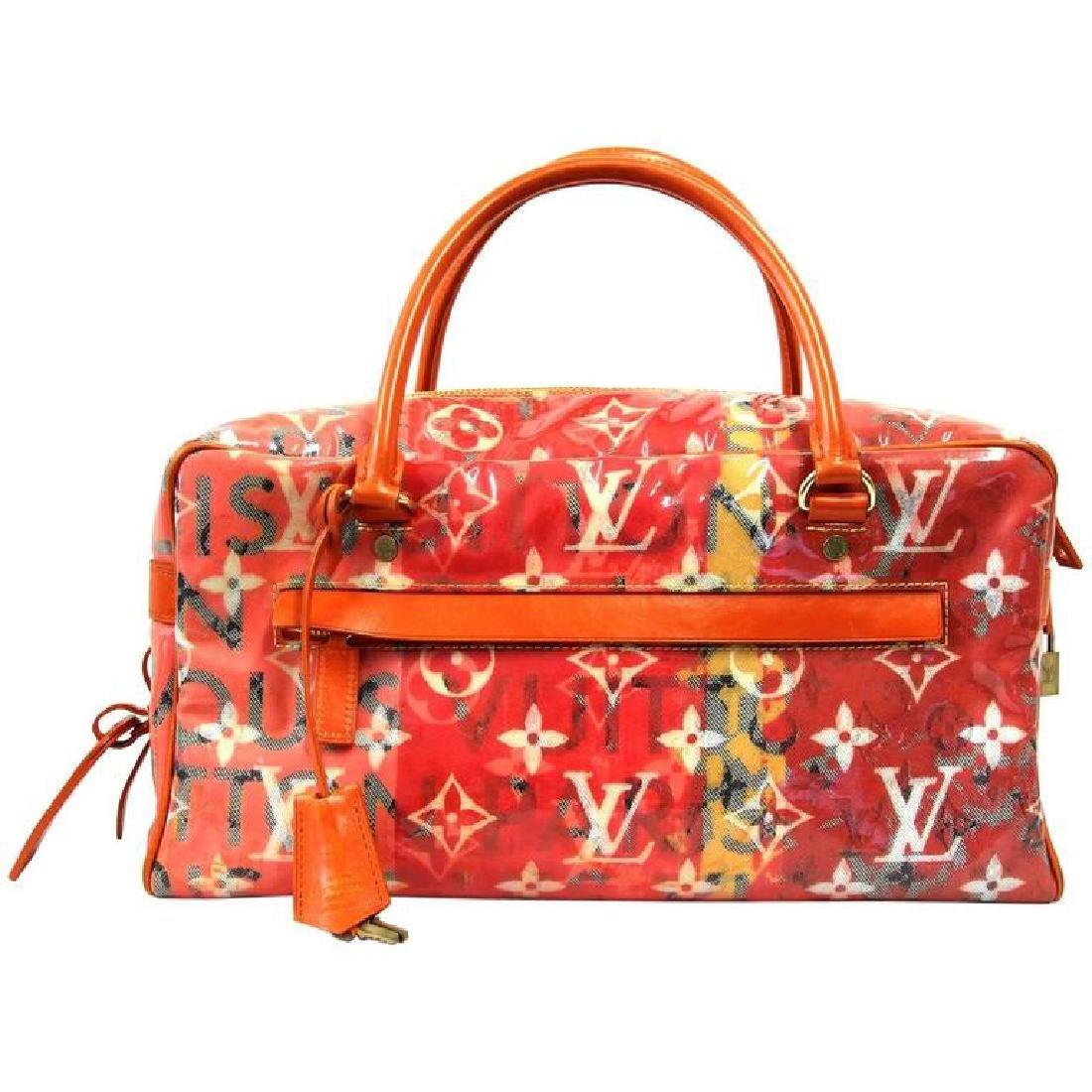 2008 Louis Vuitton Orange Special Edition Pulp