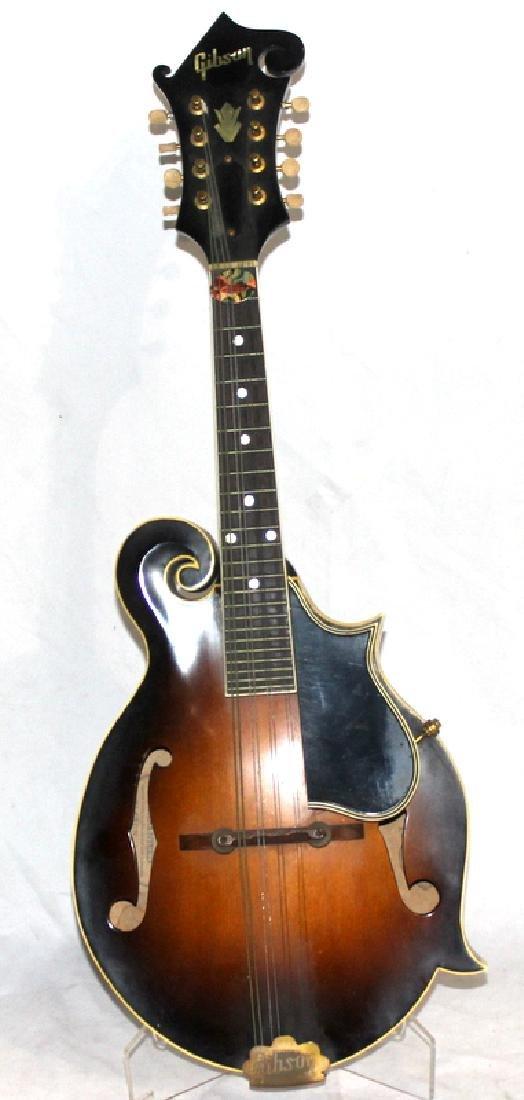Gibson Mandolin F-12