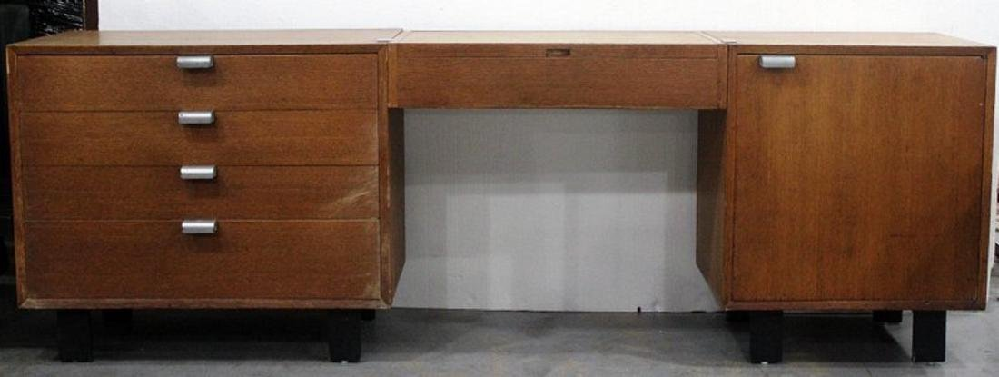 George Nelson for Herman Miller Dresser and Desk