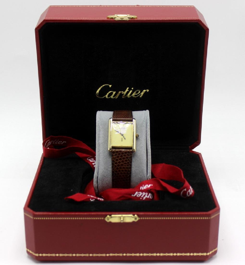 Vintage Must de Cartier Men's Watch