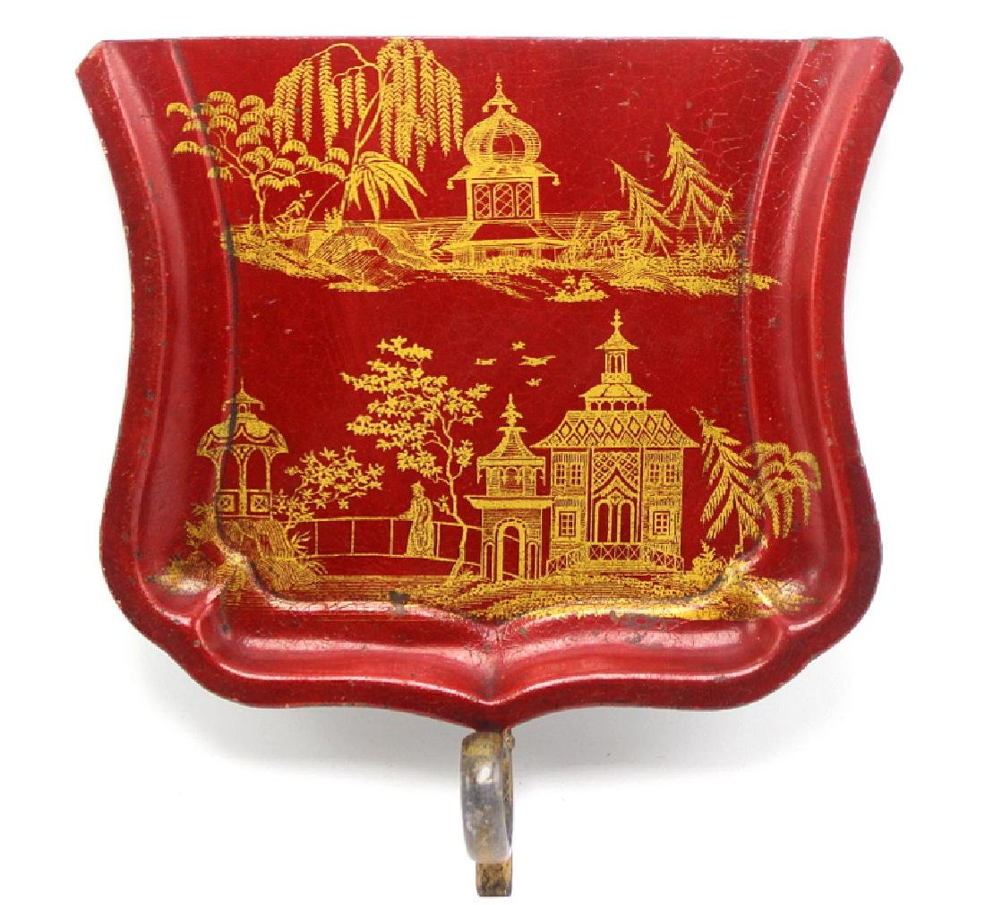 "Chinese Dust Pan ""Silent Butler"""