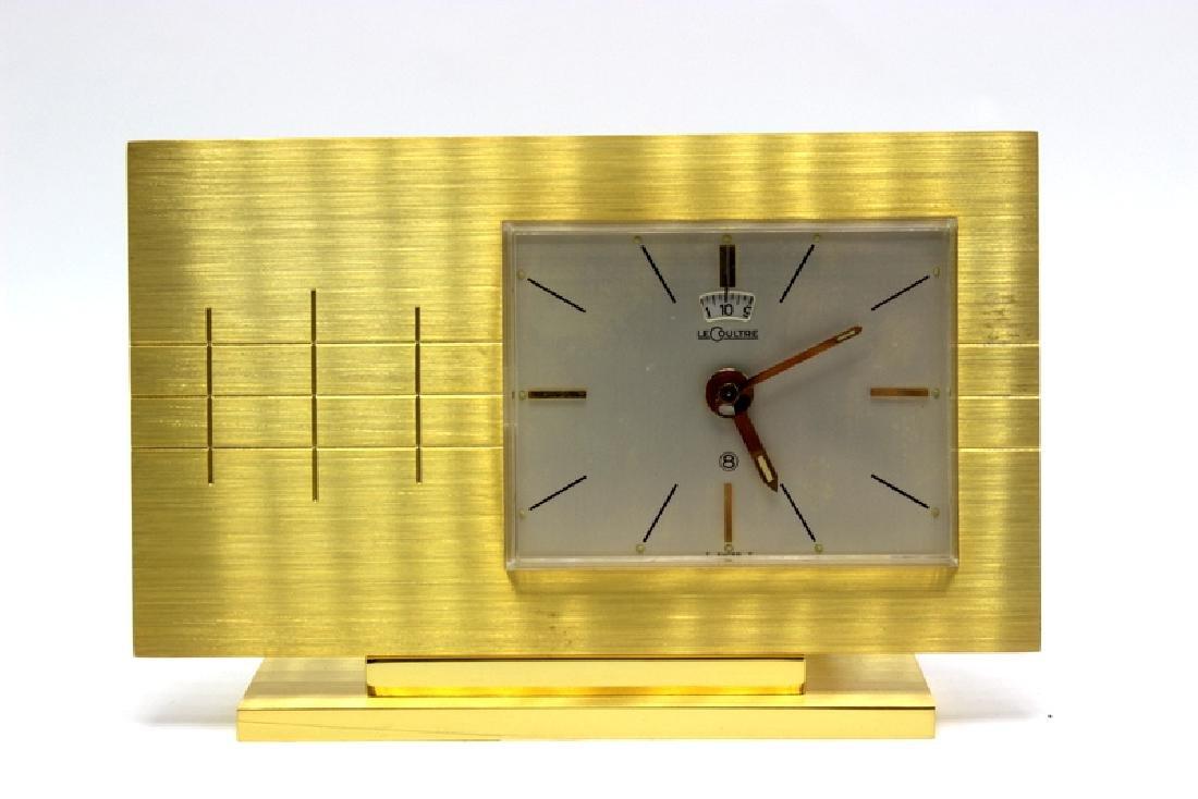 Rare LeCoultre Automatic Alarm 240