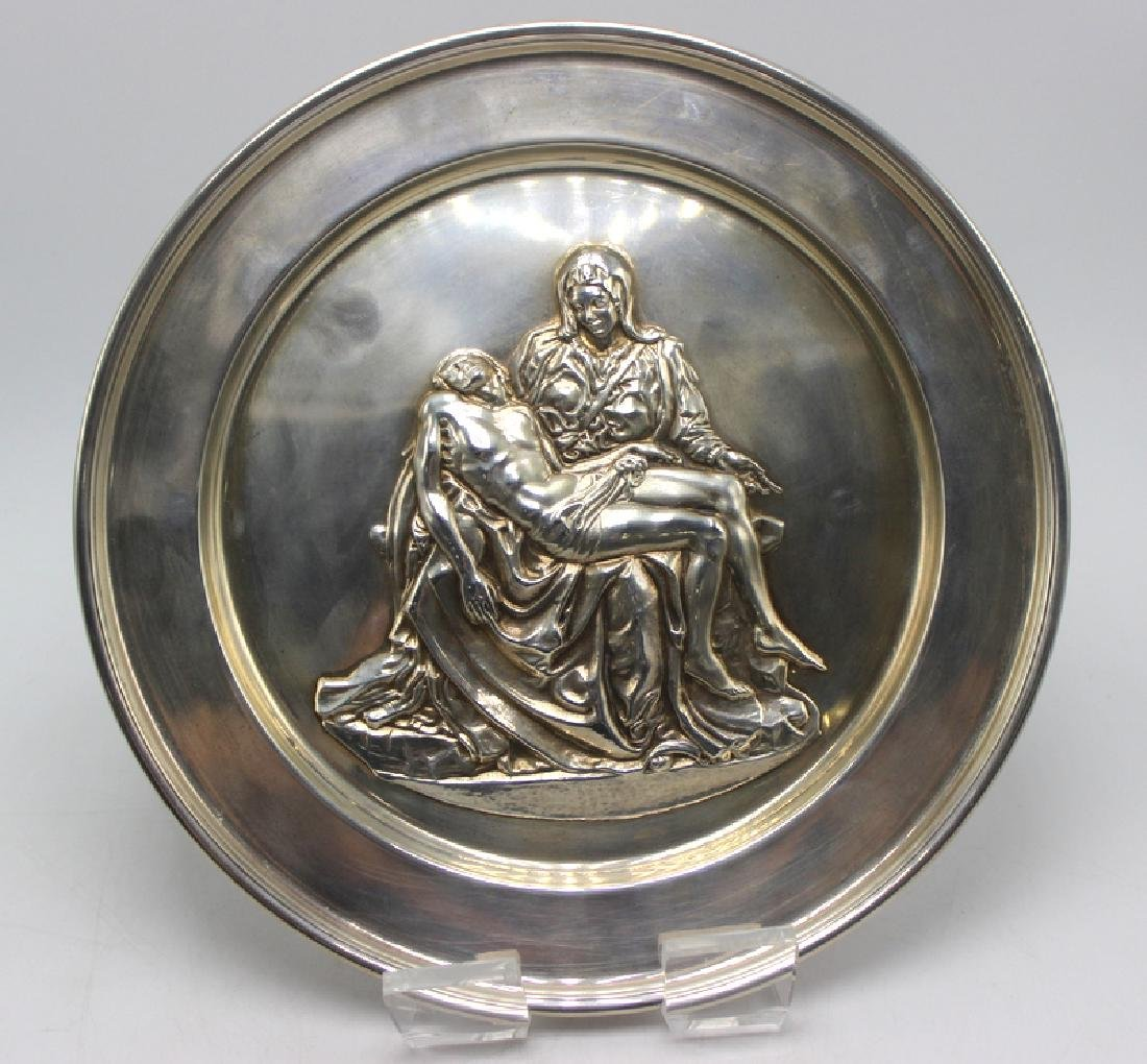 "Danbury Mint ""Pietra by Michael Angelo"" Sterling Silver"