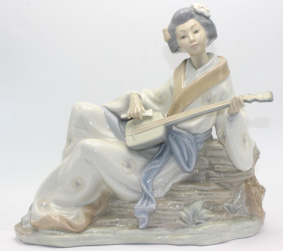 "Lladro ""NAO"" Series Porcelain Figure"