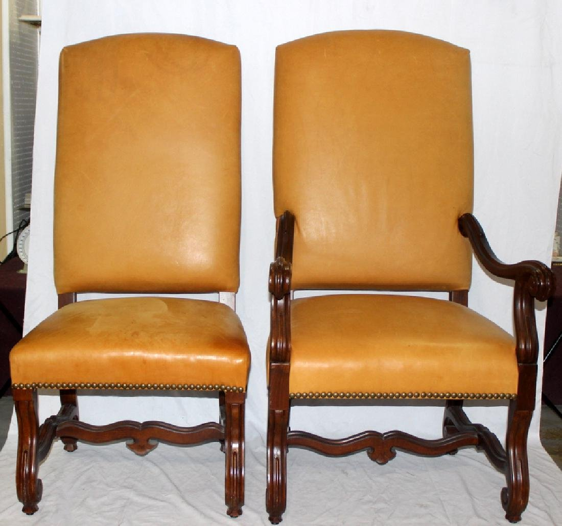 Ralph Lauren Noble Estate Dining Chairs