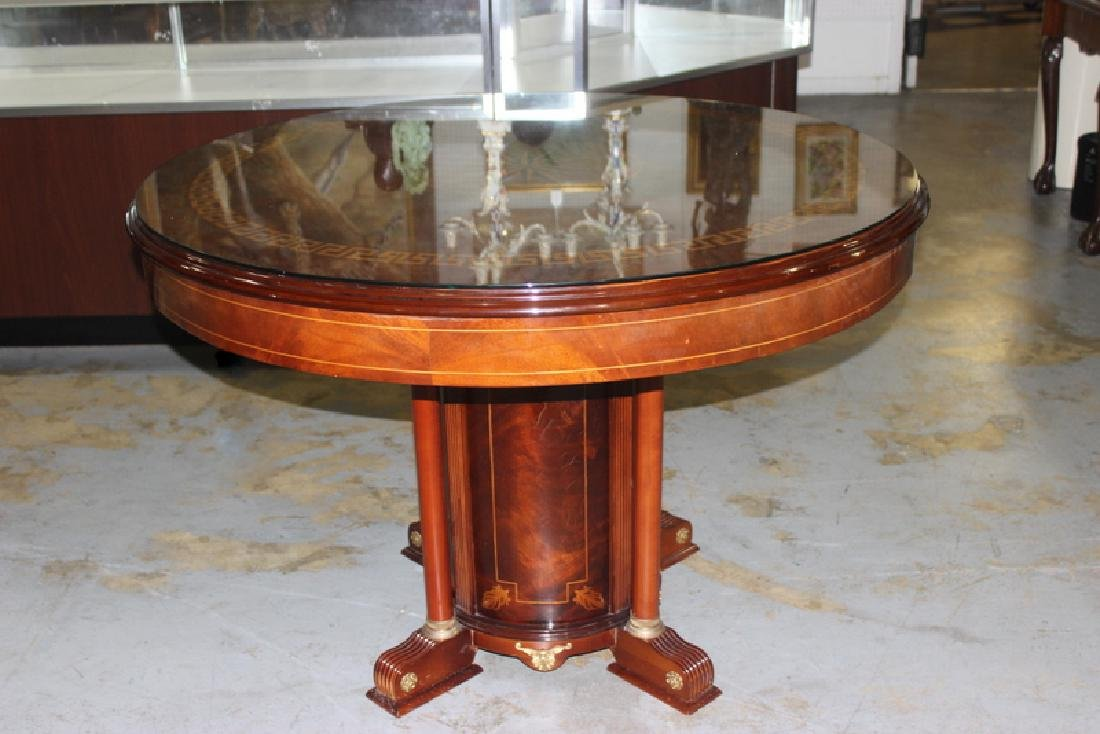 Versace Style Round Dining Table