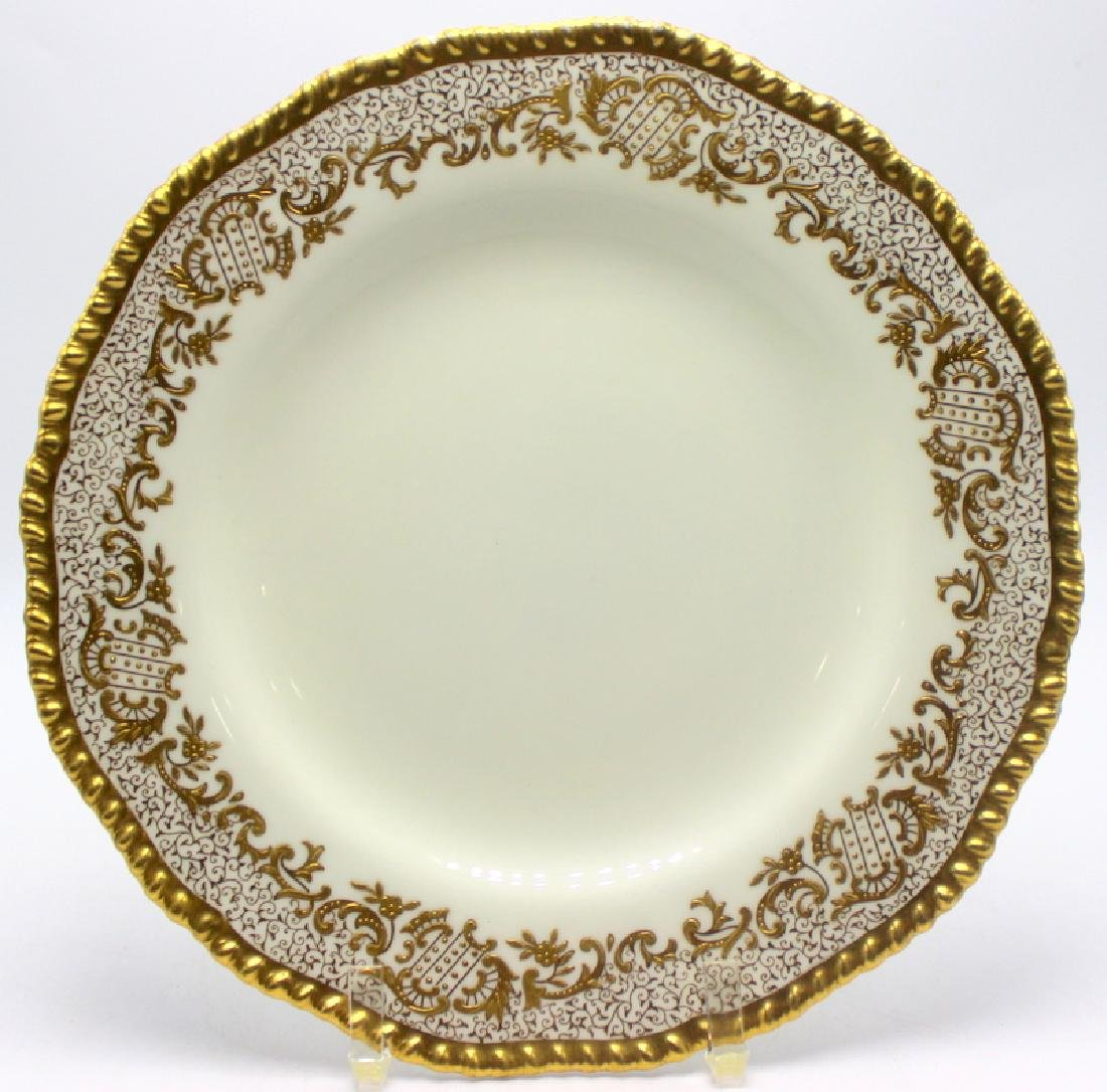 Coalport Dinner Plates