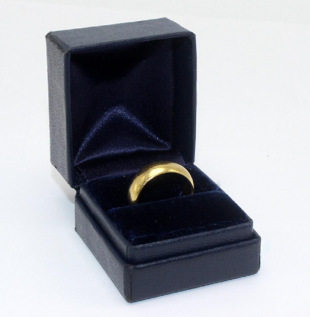 Tiffany & Co. 18Kt Solid YG Ring - 3