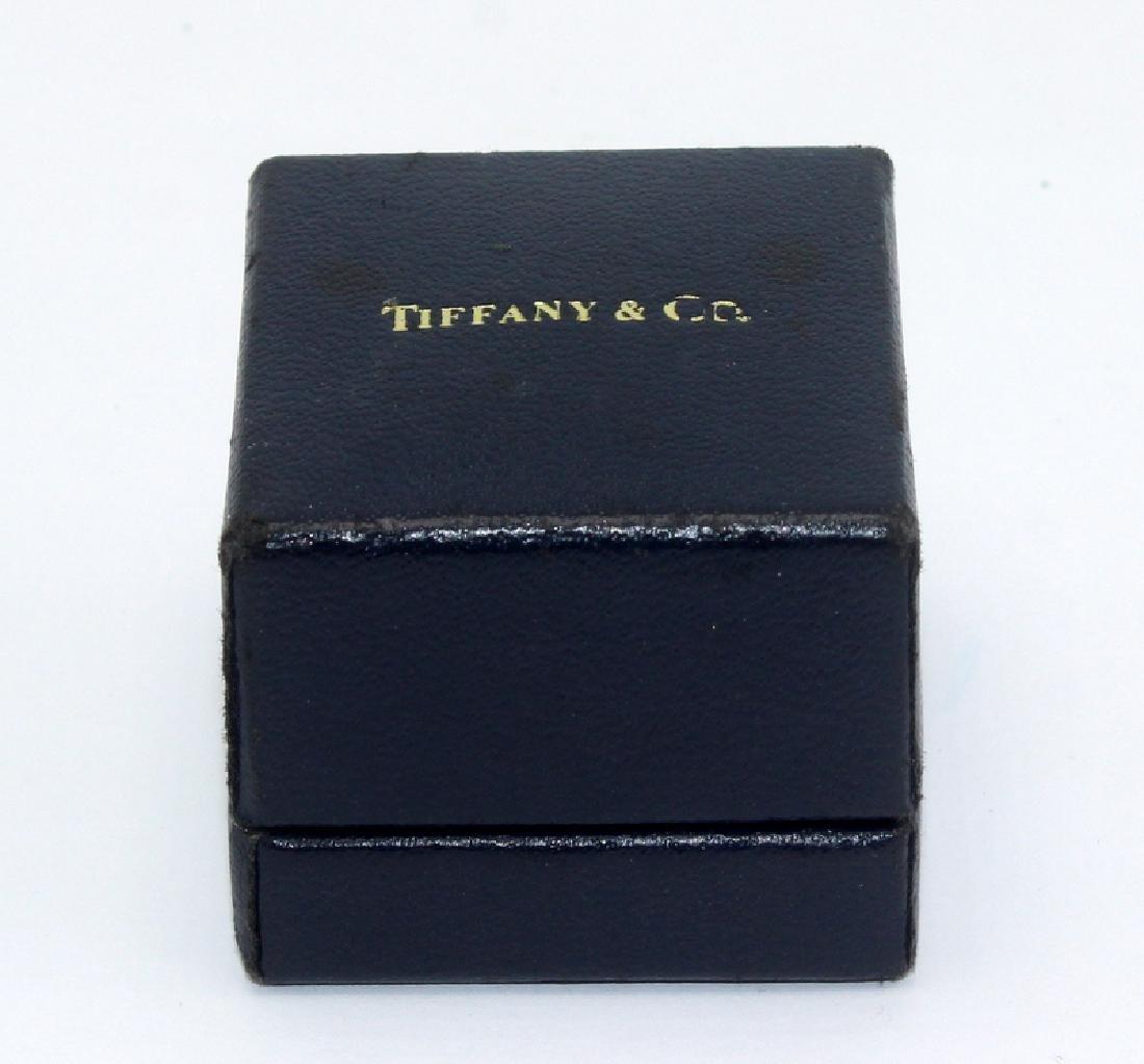 Tiffany & Co. 18Kt Solid YG Ring - 4