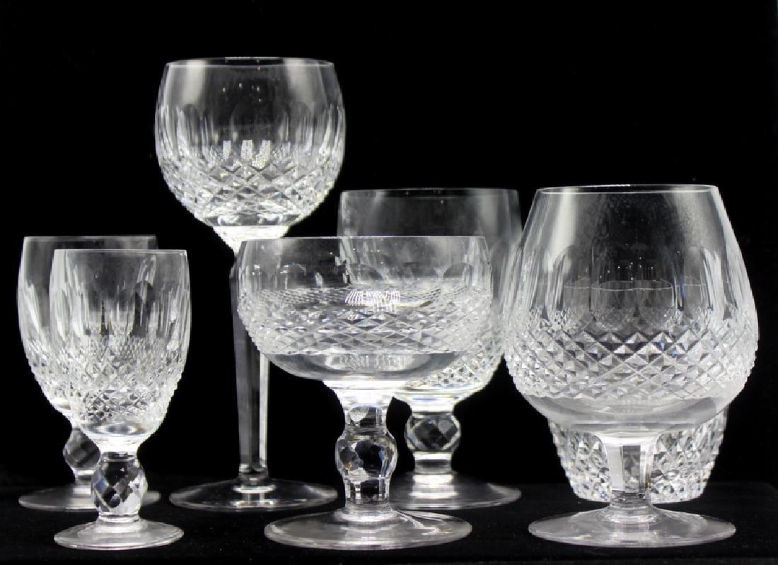 "Waterford Crystal ""Colleen"" Stemware Set"