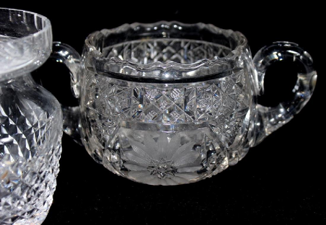 "Lot of Waterford Crystal ""Colleen"" Service Pieces - 2"