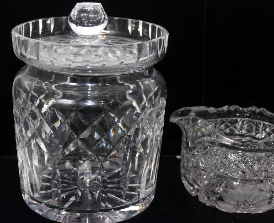 "Lot of Waterford Crystal ""Colleen"" Service Pieces - 3"